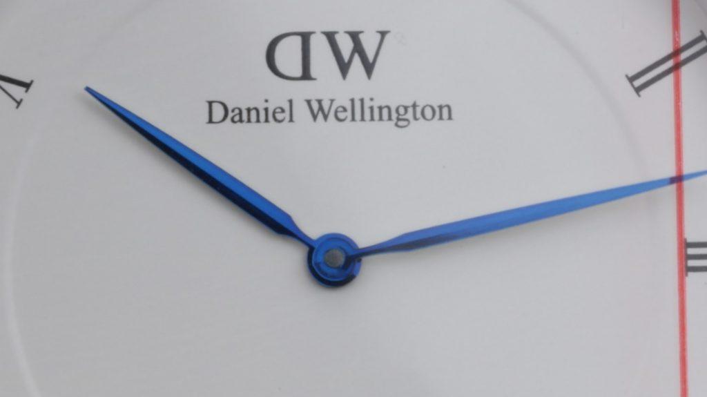 Mặt số đồng hồ Daniel Wellington Dapper chính hãng phóng to