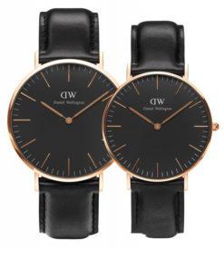 Đồng hồ cặp đôi daniel wellington
