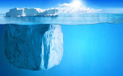 Phần chìm tảng băng đồng hồ daniel wellington tiki, lazada, adayroi, lotte, shopee